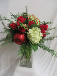Christmas Cheer from Carter's Flower Shop in Farmville, VA