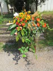 Warm Thoughts from Carter's Flower Shop in Farmville, VA