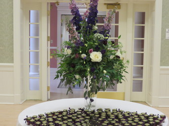 S Reception 4 from Carter's Flower Shop in Farmville, VA