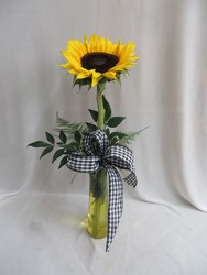 Stunning Sunflower from Carter's Flower Shop in Farmville, VA