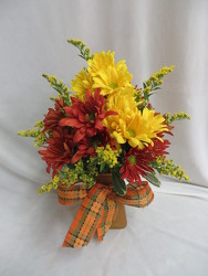 Fall Simply Sweet from Carter's Flower Shop in Farmville, VA