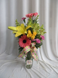 Happy Happy Birthday from Carter's Flower Shop in Farmville, VA