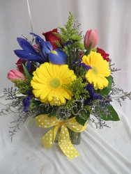 Spring Celebration from Carter's Flower Shop in Farmville, VA