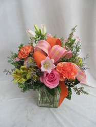 Spring cheer from Carter's Flower Shop in Farmville, VA
