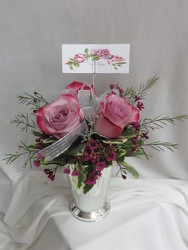 Simply Elegant Bosses Day from Carter's Flower Shop in Farmville, VA