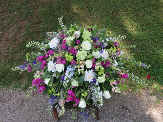 Garden of Memories from Carter's Flower Shop in Farmville, VA