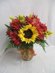 Autumn Beauty from Carter's Flower Shop in Farmville, VA