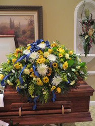 Dearly Departed from Carter's Flower Shop in Farmville, VA
