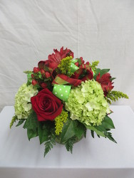 Festive Season from Carter's Flower Shop in Farmville, VA
