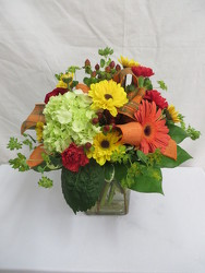 Fall Harvest from Carter's Flower Shop in Farmville, VA