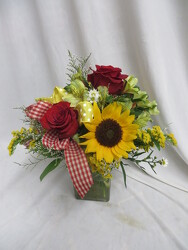 Fall Festivities from Carter's Flower Shop in Farmville, VA