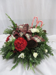 Deck The Halls from Carter's Flower Shop in Farmville, VA