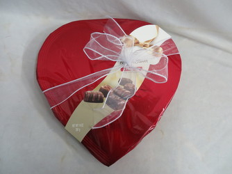 Large Heart Box of Russell Stover Assorted Chocolates from Carter's Flower Shop in Farmville, VA
