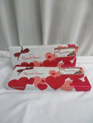 Russell Stover Boxed Chocolates from Carter's Flower Shop in Farmville, VA