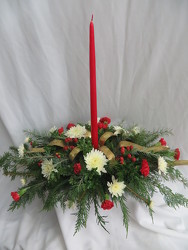 Holiday Cheer from Carter's Flower Shop in Farmville, VA