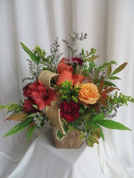 Fall Fever from Carter's Flower Shop in Farmville, VA