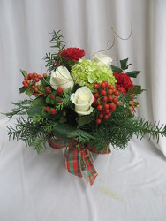 Happiest Holidays from Carter's Flower Shop in Farmville, VA